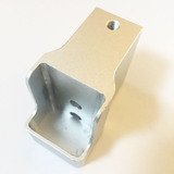 Aluminum custom cnc machining part
