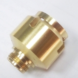 Brass cnc machining custom part for instry