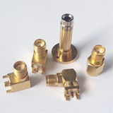 CNC precision machining brass part for auto part