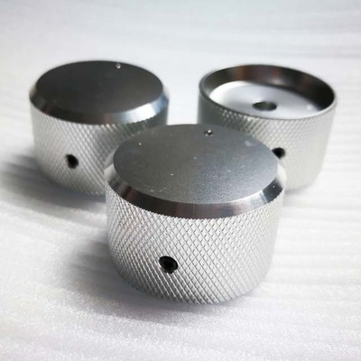 Metal knobs supplier CNC machining precison