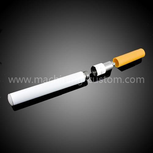 e-cigarettes spare parts by CNC machining
